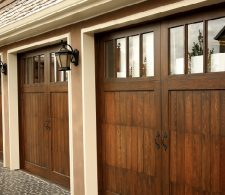 Steel v. Wood Garage Doors